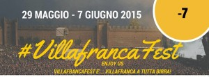 VILLAFRANCA FEST A TUTTA BIRRA